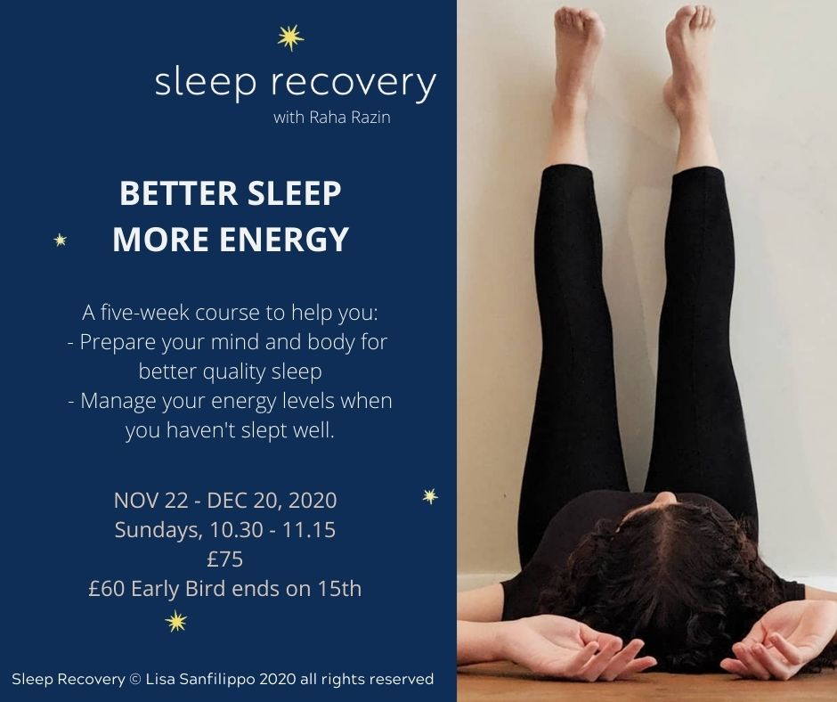 Sleep Recovery FB